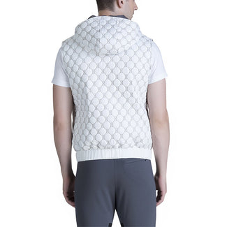 "Nylon Gilet With Pocktes-Genes Lecoanet Hemant-""Elitify"