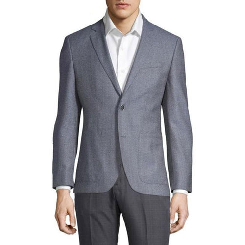 Jayson Houndstooth Blazer-Hugo Boss-Elitify