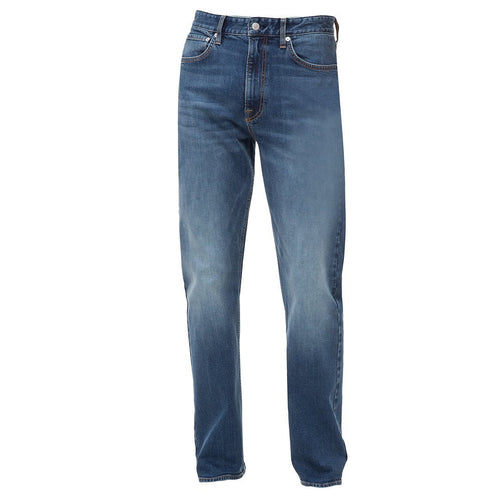 Blue Men Straight Houston Mid Jeans-Calvin Klein-Elitify