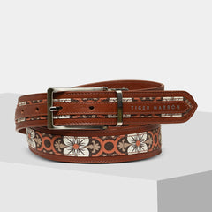 Tiger Marron Men Below The Belt - Brown-Elitify