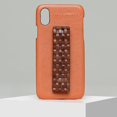 Tiger Marron Pop It Lock It Mobile Cover-Elitify