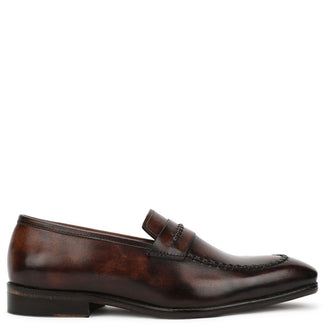 Dashen Penny Loafer-Knight & Bond-Elitify