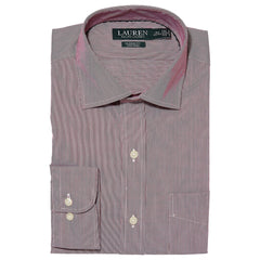 Lauren Ralph Lauren Classic Fit Non Iron Shirt-Elitify