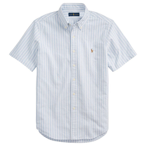 Classic-Fit Stripes Shirt-Polo Ralph Lauren-Elitify