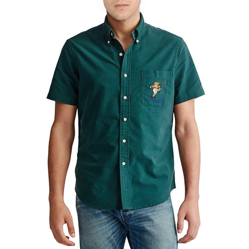 Polo Ralph Lauren Men Classic Fit Cotton Bear Shirt-Elitify