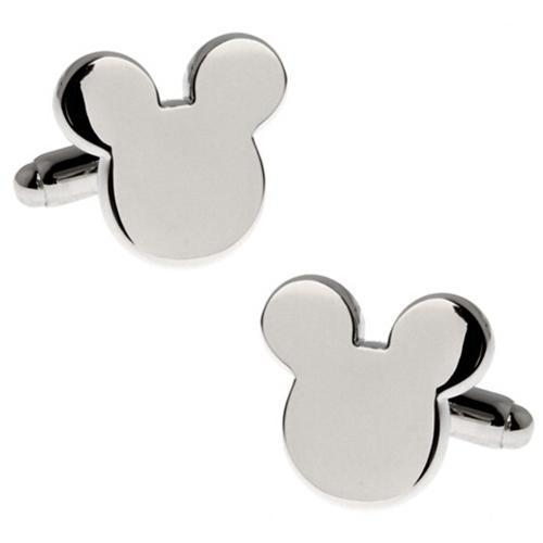 Bear Design Cufflinks-Knight & Bond-Elitify