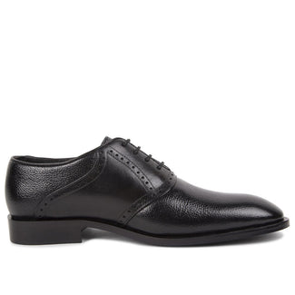 Noir Oxfords-Knight & Bond-Elitify