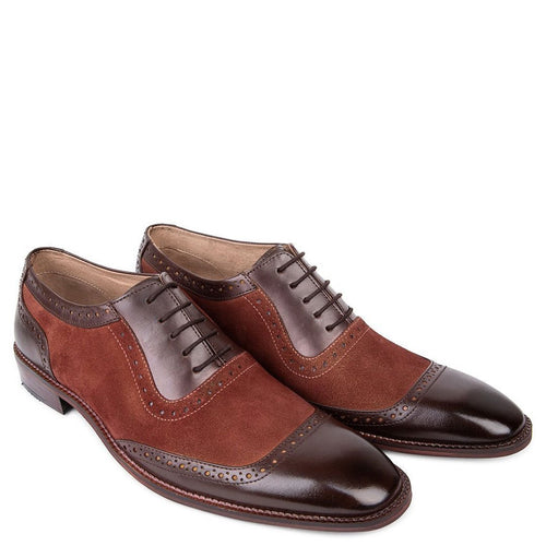 Knight & Bond Safir Oxfords