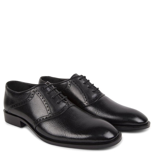 Noir Oxfords