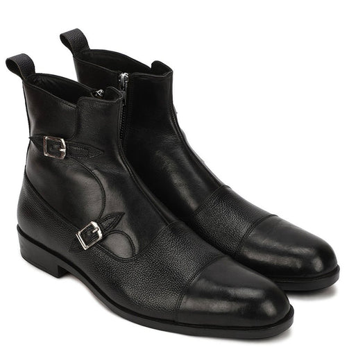 Ortler Double Monk Shoes