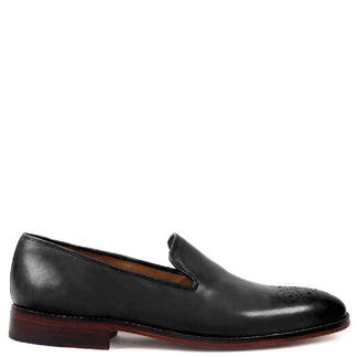 Linton Leather Loafers