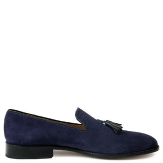 Knight & Bond Suede Tassel Loafer