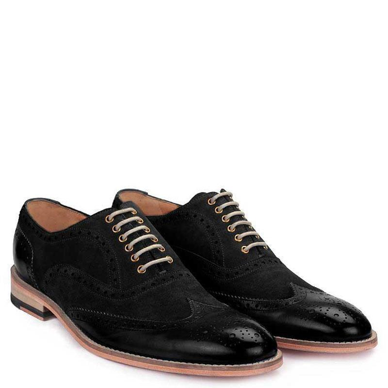 Buxton Combination Brogues