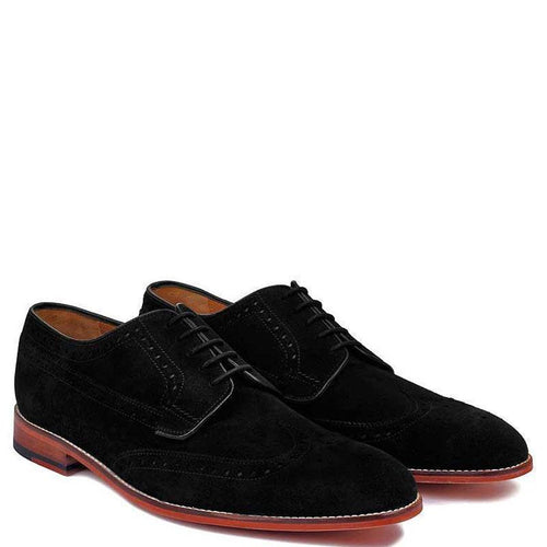 Knight & Bond Oldham Suede Brogues