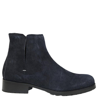 Chelsea Leather Upper Boots