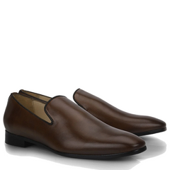 Kurtis Leather Loafer Shoes