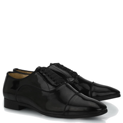 Ives Patent Oxford Shoes