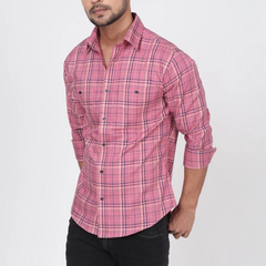 Flamingo Casual Check Shirt