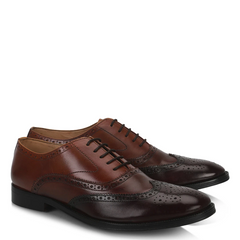 Heathcliff Triple-Toned Oxford Shoes