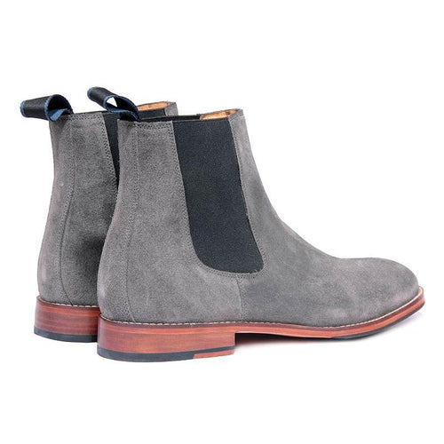 Wellington Dealer Boots in Suede
