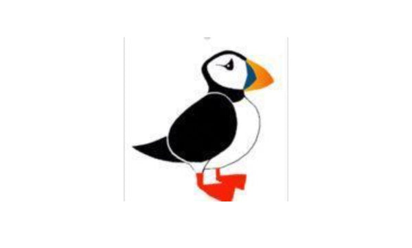 Puffin Swedish Dishcloth