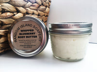 Whipped Blueberry Body Butter