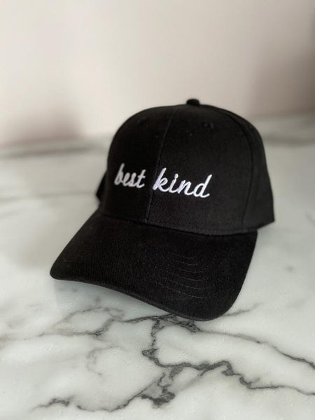 Best Kind baseball hat
