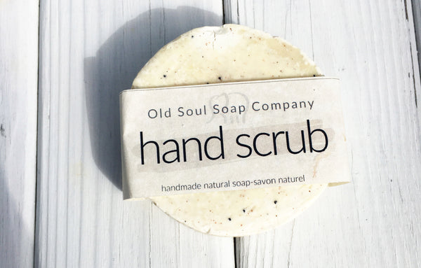 Hand Scrub Soap Bar