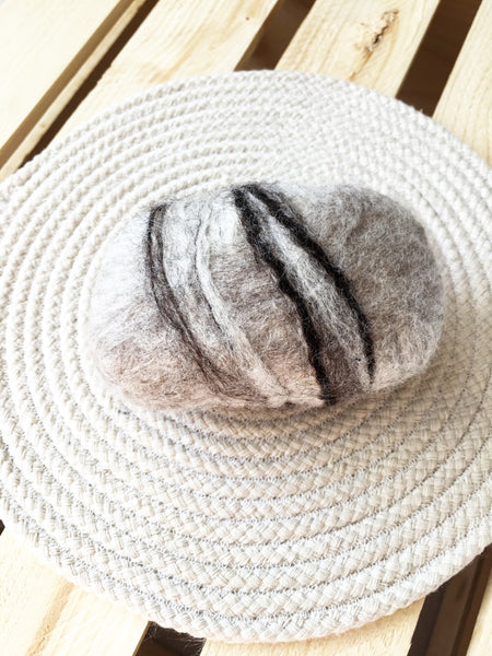 Bentonite Felted Clay Soap
