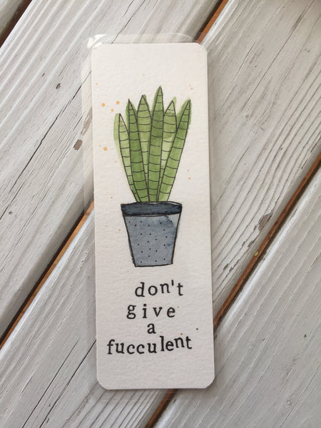 Punny Bookmark