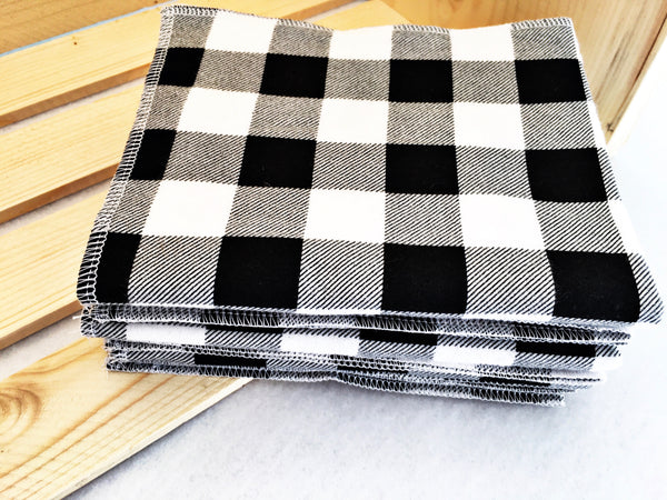Buffalo Plaid Unpaper Towels