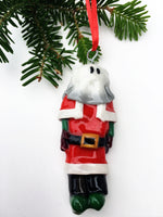 Mummer Ornament