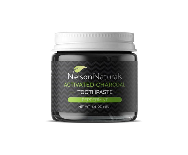 ACTIVATED CHARCOAL WHITENING TOOTHPASTE 45G