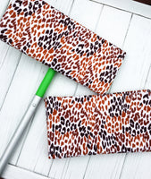 Animal Print Reusable Swiffer Pad