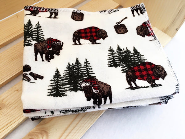 Buffalo {Plaid} Unpaper Towels
