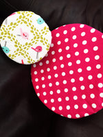 Bowl Covers -Breathable -Washable -Reusable