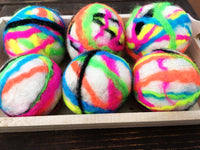 Kids Felted Bath Soap