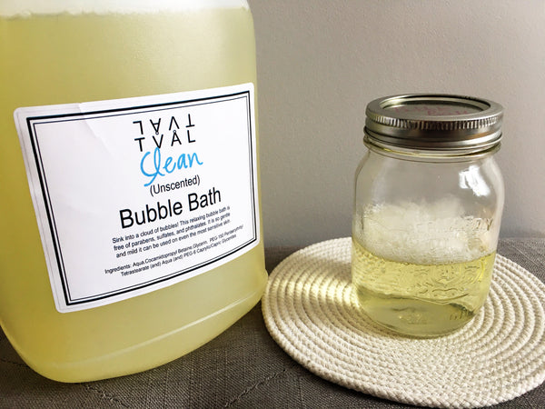 Bubble Bath (Unscented)