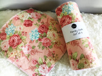 Floral Family Cloth