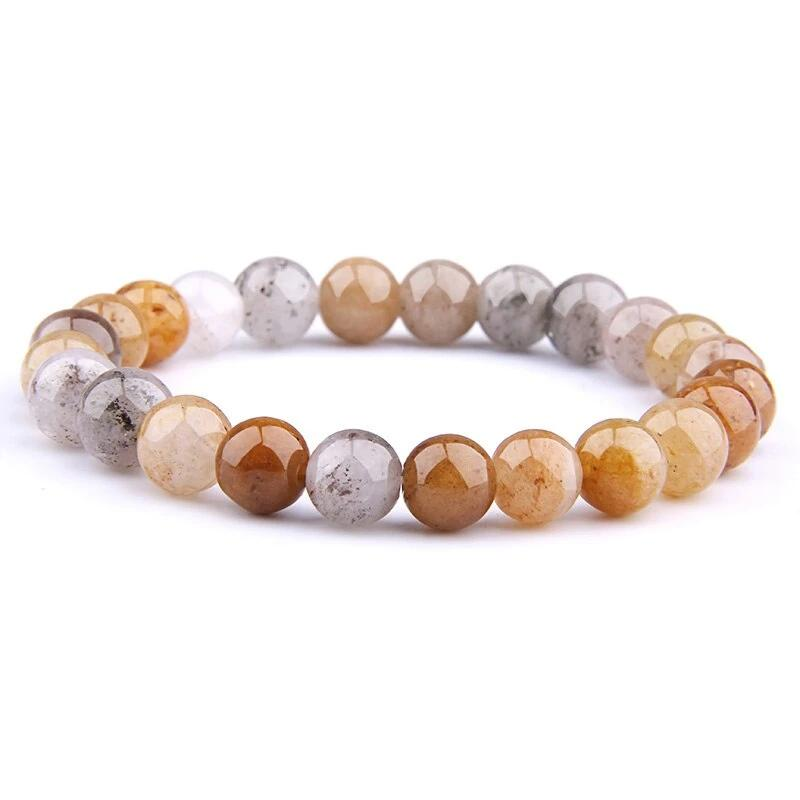 Natural Stone Bracelet - WOOD WEARERS