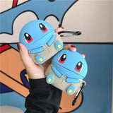 AirPods Pro Case Best Luxury Style Cartoon Jenny Turtle Silicone Case For Apple Airpods Pro
