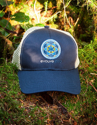 Evolve Into - Eco Trucker Hat