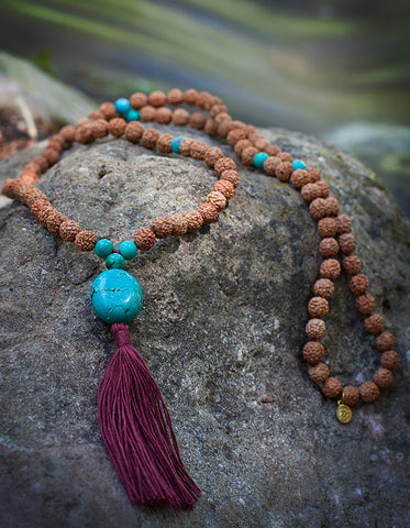 Allow and Flow Mala