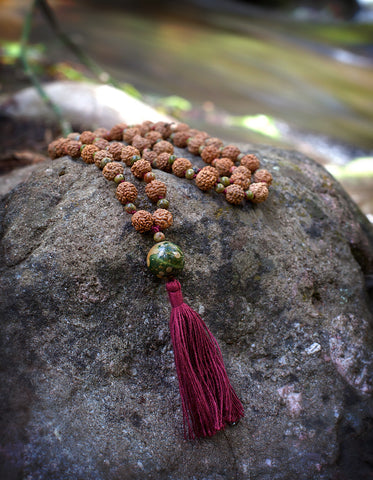 Find your Center Mala