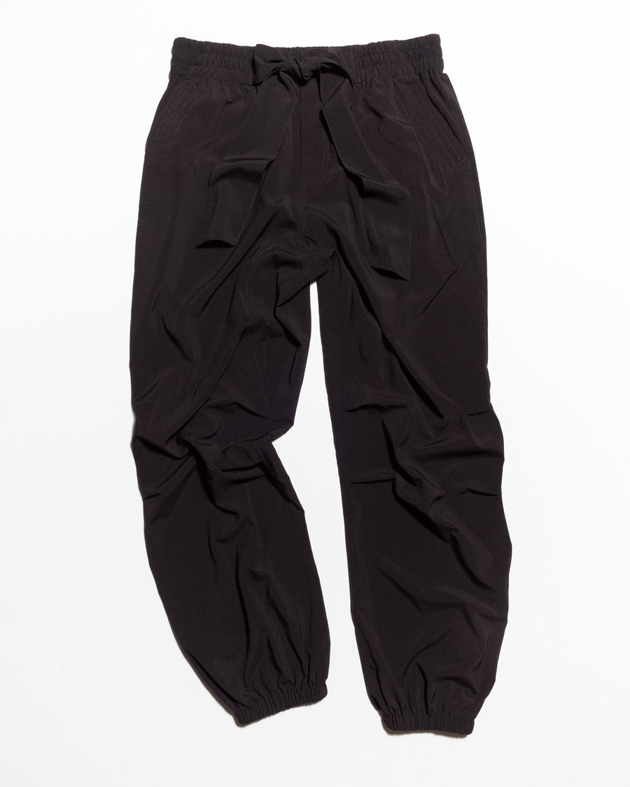 Paskho Serene – Ultra Comfortable Travel Pants in Black Nero