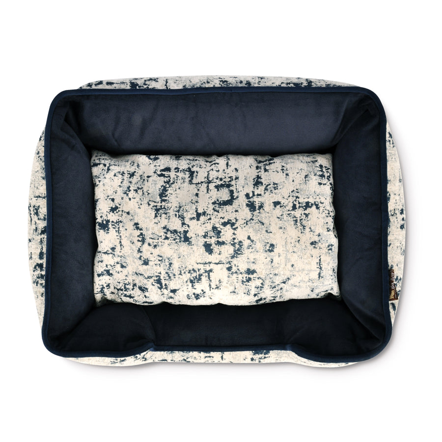 P.L.A.Y. Celestial Lounge Bed in Midnight Blue (Size S)
