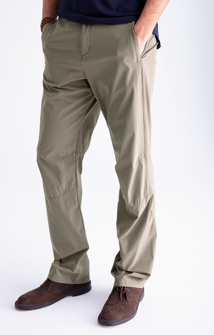 Paskho Wild – Long-Haul Flight Pants in Khaki