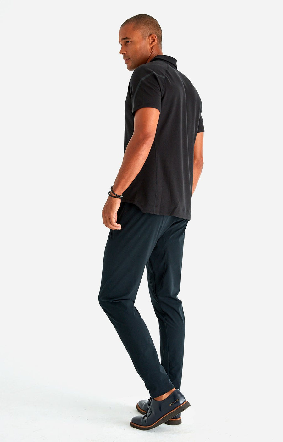 Paskho Minimalist – The Modern Tailored Travel Tech Pants in Black