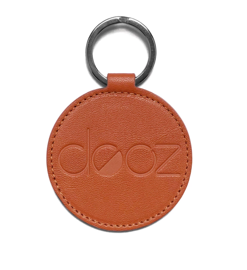 Dooz Leo Céleste Bag + Exclusive Keychain