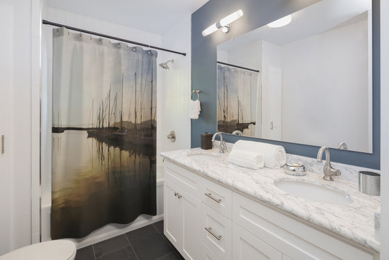 Boathouse Shower Curtains